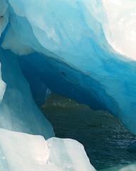 Hole in the ice, AK (moelynphotos) Tags: ice alaska glacier icefloes iceberg globalwarming icefloe snowandice montana2alaska natureenthusiast moelynphotos savetheice alaskaniceandglaciers