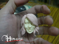 1/6 female headsculpt AFH001 Pic03