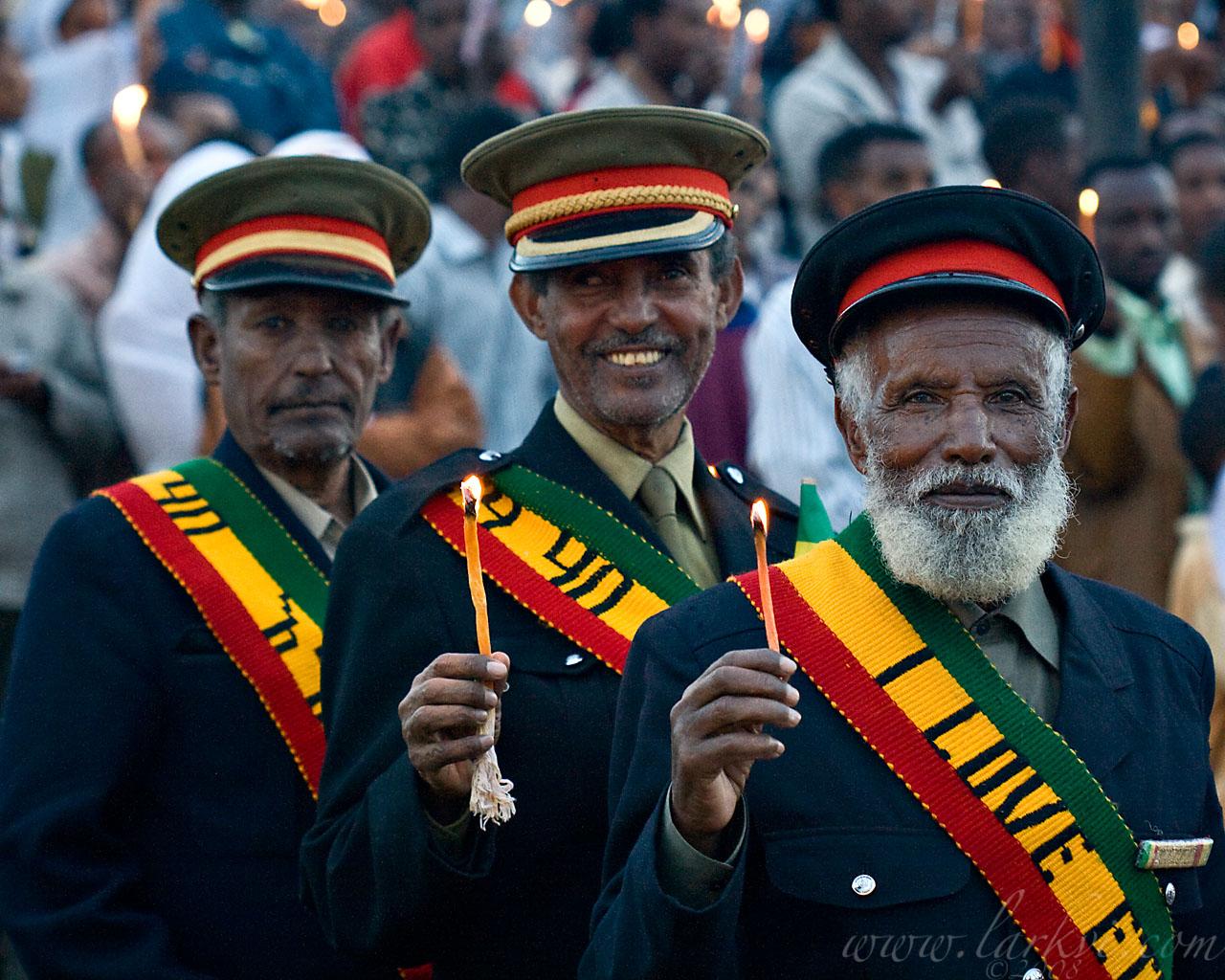 Patriots, Meskel, Addis Ababa, Ethiopia, 2008