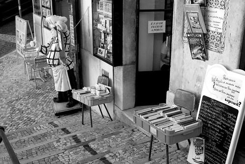 Livros na Rua