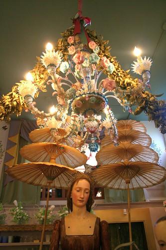 patron saint of parasols by Angeliska.