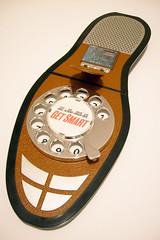 Shoe Phone (Tim.Deering) Tags: shoe dvd phone getsmart