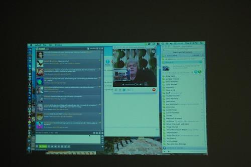 @AllanahK via Skype