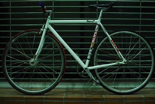 Atsushi`s bike