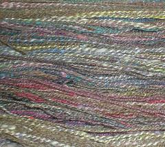 Natalie's Scarf -- strands