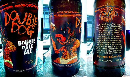 Flying Dog Canis Major Series: Double Dog Double Pale Ale