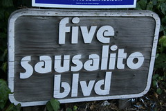 Five Sausalito Boulevard by Snaxx