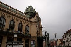Stadthaus Prag