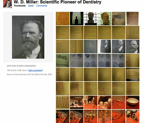WD  Miller, Scientific Pioneer of Dentistry