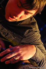 Leathermouth @ Starland Ballroom 12.6.08 (Fairytale Vegas) Tags: show music frank newjersey concert audience live steve vincent band nj andrew rob fans screaming instruments crowds escobar mychemicalromance venom starlandballroom frankiero iero oyola leathermouth avarali
