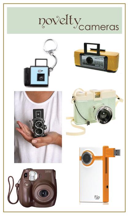 novelty cameras