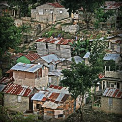 One (Life as I Pictured.) Tags: poverty santiago dominicanrepublic 4months 1year favela barrio pobreza caserio underbridge techos tercermundo aplusphoto countryfeelings thirdwordhousing lifeasipictureit