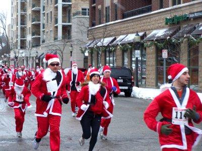CK Santa Run