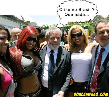 Lula e a Gaiola das Popozudas