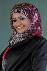 Habiba Al-Abdullah (SanforaQ8) Tags: portrait studio nikon hijab free photographers finepix kuwait 2008 tvpresenter sharq 2470mm    s5pro sanfora habibaalabdullah