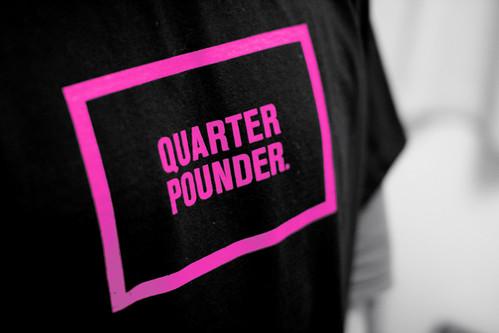 QUARTER POUNDER T