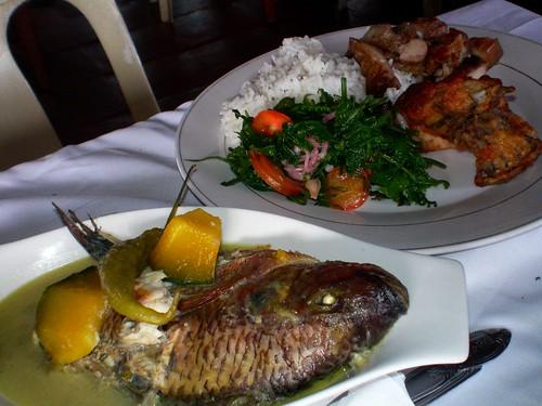 Majayjay food