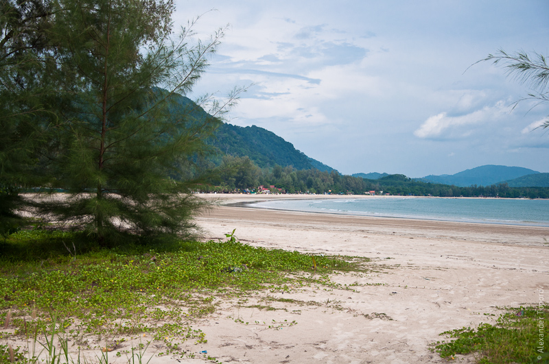 Klong Dao Beach