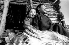 Traditional life of nomadic people (Mongolia) (egourlan) Tags: 2002 people bw children asia w january nb mongolia asie ethnic enfant mn gens mongolie mongolian bulag ethnie gorkhi ethnicgroup mongole nomadiclife vienomade 1nb egourlan iconodia ericgourlan gourlan ethniegoupe betweengorkhiandbulag ulanbatorregion 31662mn1