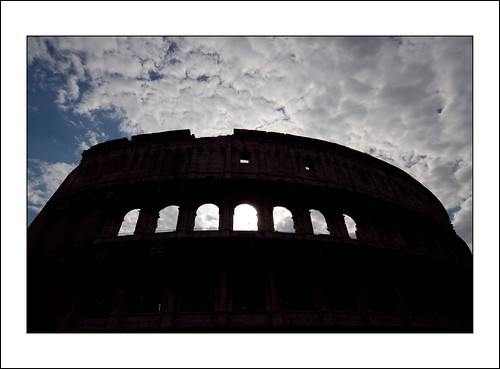 colosseum by hans van egdom