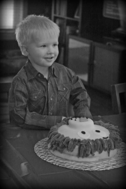 Luke's 3rd Birthday Party