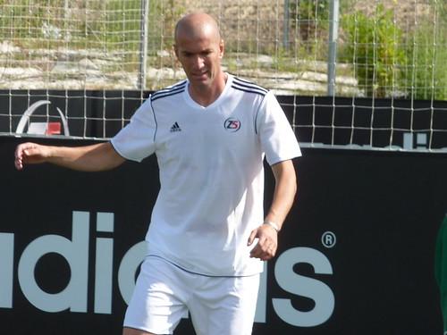 seleccionador francia zidane