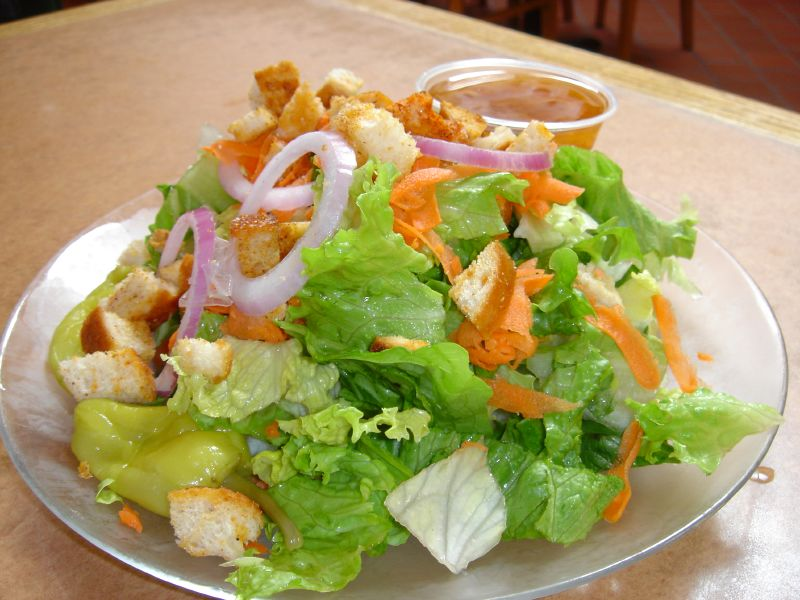 Tossed Green Dinner Salad