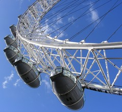 London eye febuary 2008 (top_gun_1uk) Tags: city uk greatbritain london eye westminster river trafalgar londoneye panaramic cityoflondon housesofparliment britishairwayslondoneye mywinners abigfave thelondoeye