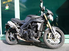 Triumph Speed Triple (WorldWideMotorcycles) Tags: motorcycles triumph sportbikes motorbikes speedtriple