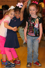 Girls Hugging at Bowling Birthday Party (MWButterfly) Tags: life birthday pink party portrait people 20d fashion kids balloons children three clothing hugging hug diverse emotion humanity expression canon20d diversity style birthdayparty bowling ethnic minority stylish threegirls ethic bowlingparty girlshugging