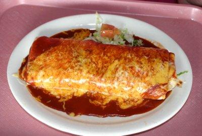 Bobby D's - Carnitas Burrito