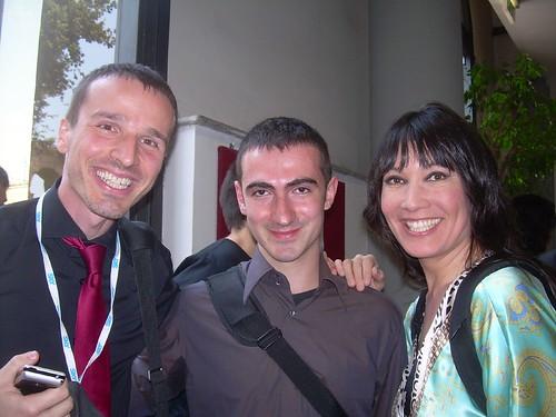 Marco Montemagno+Giorgio Tomassetti+Kay Rush