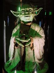 Yoda (vleervlinder) Tags: brussels starwars yoda bruxelles exhibition brussel tentoonstelling bxl tourtaxis starwarstheexhibition