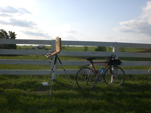 outdoor Studio_fits On Bicycle