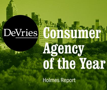 DeVries - Consumer Agency of the Year