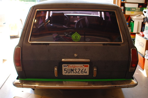 1972 Datsun 510 station wagon 2497759800_cdc700340f