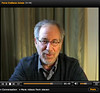 Steven spielberg on Seesmic this morning