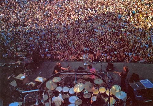 Grateful Dead - Greek Theatre, University of California at Berkeley - 1982