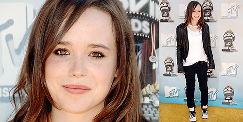 Ellen Page Mtv movie 2008