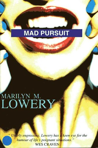 Mad Pursuit Book Cover photo taken by Mark Baldwin