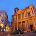 Dusk on St-Eustache Church from Day Street DRI by David Giral | davidgiralphoto.com