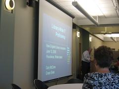 Library-Wide Proficiencies Presentation