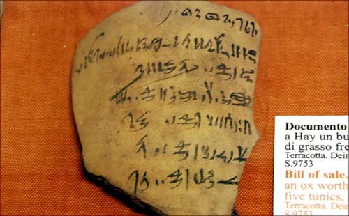 2008_0610_165239AA Egyptian Museum, Turin por Hans Ollermann.