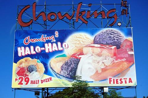 Chowking Billboard