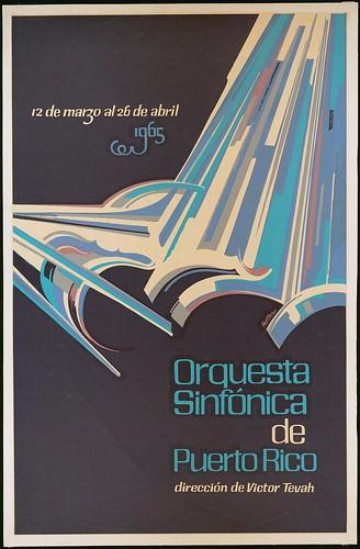 Orquesta Sinfónica de Puerto Rico, dirección de Victor Tevah