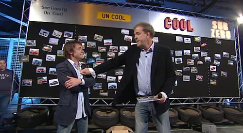 Top Gear S11E02: Return of the Cool Wall | Flickr - Photo Sharing!