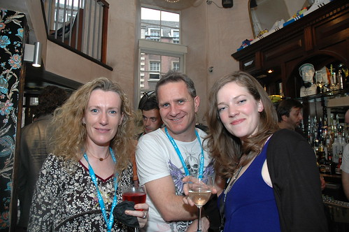 UK Film Council Reception