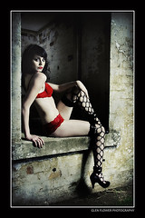 Another kat (shonkathan) Tags: stockings kat fort katie lingerie lytton nellypro