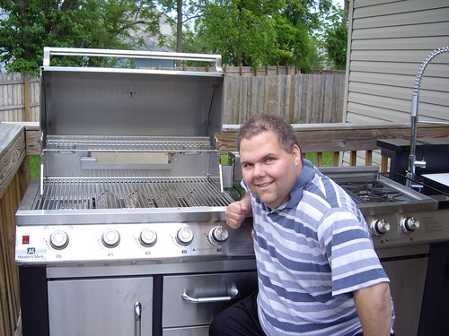 New Grill - Grill and Stove