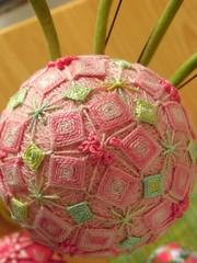 Japon top süsleme sanatı